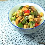 Kung Pao Chicken with @SteamyKitchen for #SundaySupper