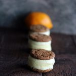 Meyer Lemon Ice Cream Sandwiches