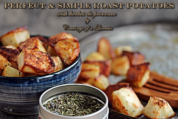 Perfect Roast Potatoes by Cravings of a Lunatic