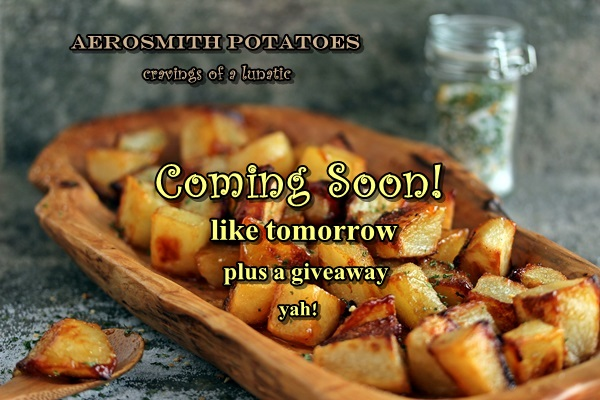 Aerosmith Potatoes
