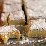 "Meyer Lemon Bars | Burning Down The Kitchen with ""From Valerie's Kitchen"""