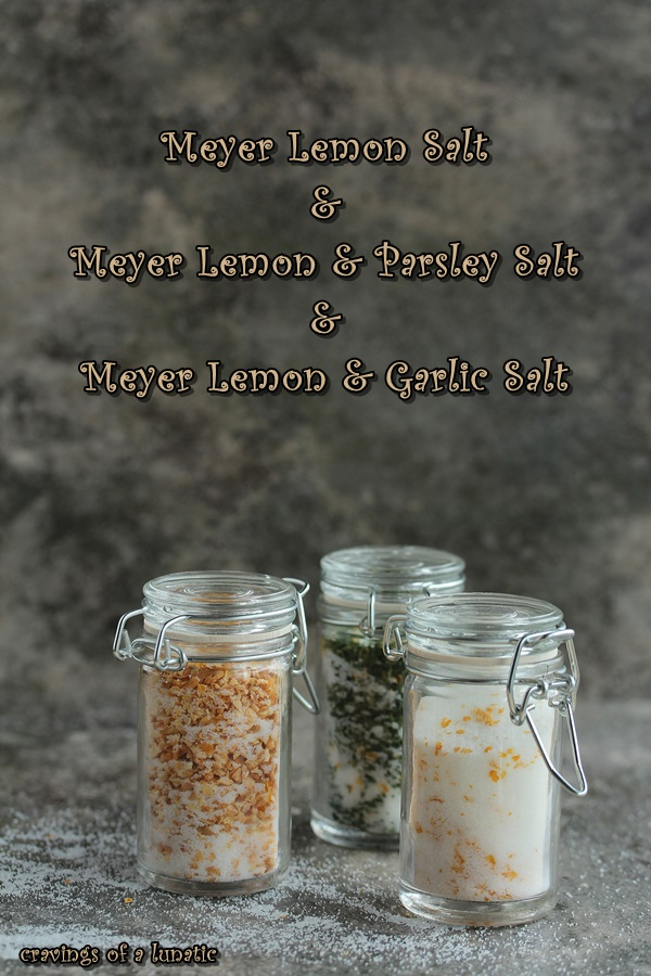 Meyer Lemon Salts by Cravings of a Lunatic