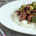 Mongolian Beef with Broccoli #loveCDNbeef