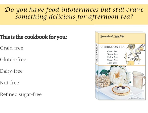 Afternoon Tea Purchase Page