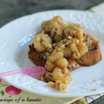 Bananas Foster French Toast by Cravings of a Lunatic
