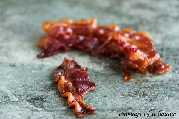 Candied Bacon | cravingsofalunatic.com | Simple recipe to make candied bacon inside your oven.