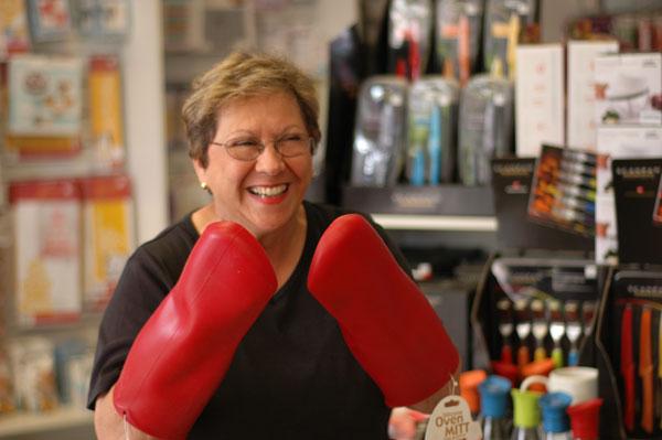Maureen of Oegasmic Chef