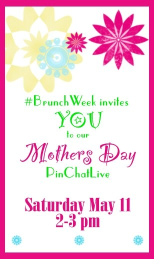 PinChatLive for #BrunchWeek