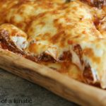 Easy Spicy Lasagna in Memory of Dad