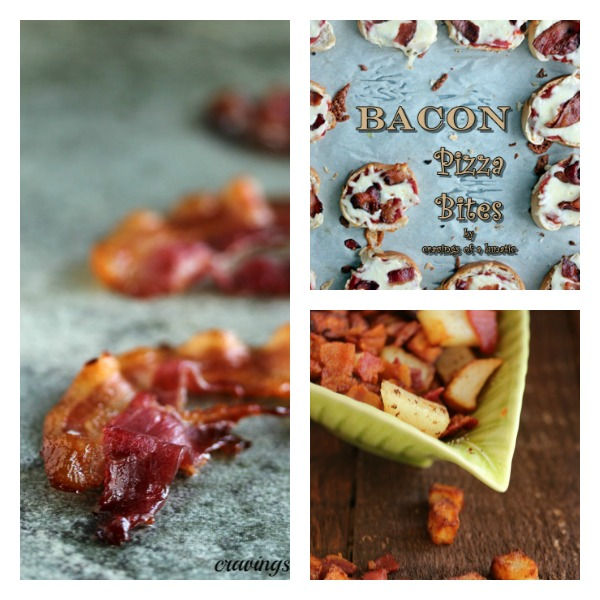 Bacon Recipe Round Up by Cravings of a Lunatic