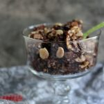 Chocolate Granola with Dried Cherries, Almonds and Coconut | Burning Down The Kitchen with Javelin Warrior