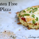 Gluten Free Pizza by Cravings of a Lunatic