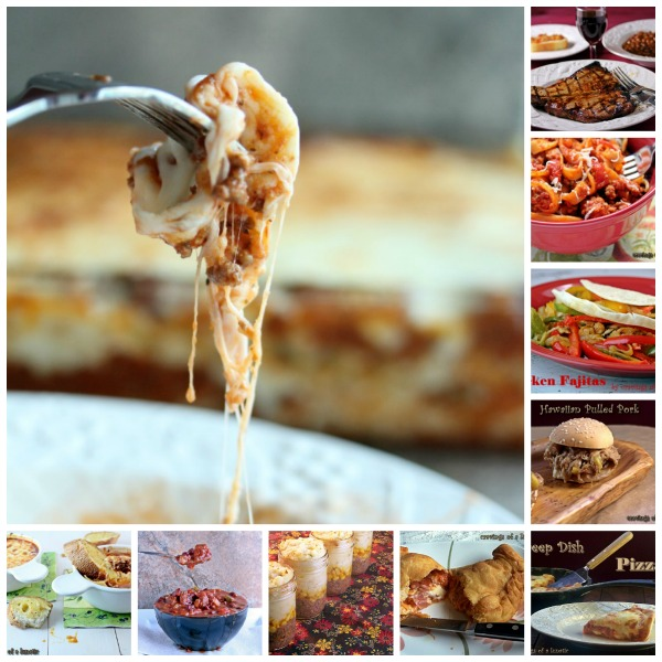 Top 10 Main Course Recipes by Cravings of a Lunatic