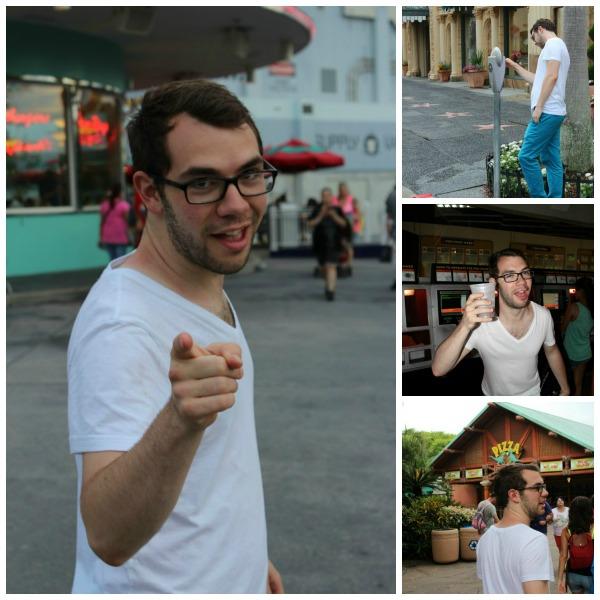 Universal Studios- B-dude Pics