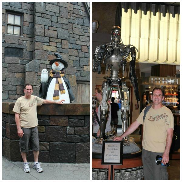 Universal Studios- Hubs