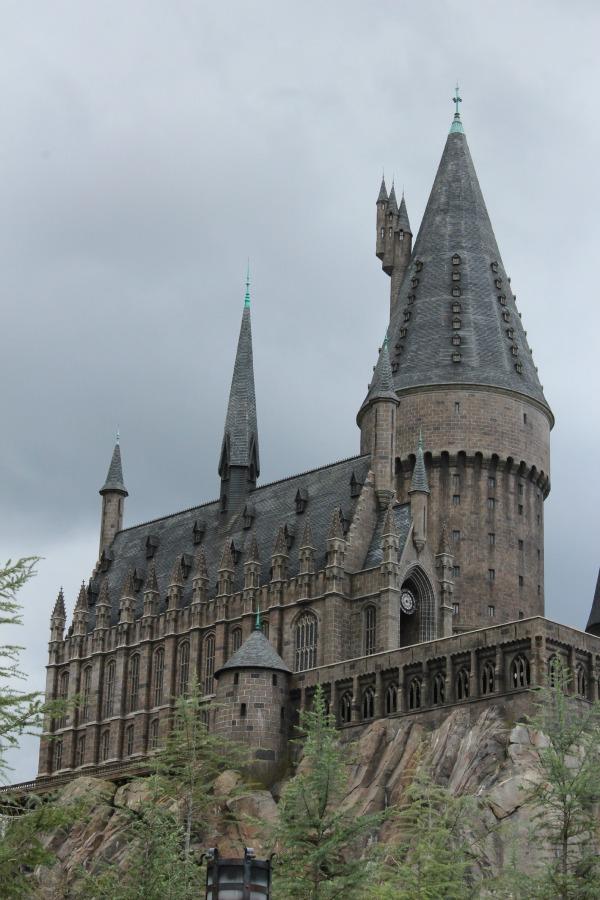 Universal Studios- castle