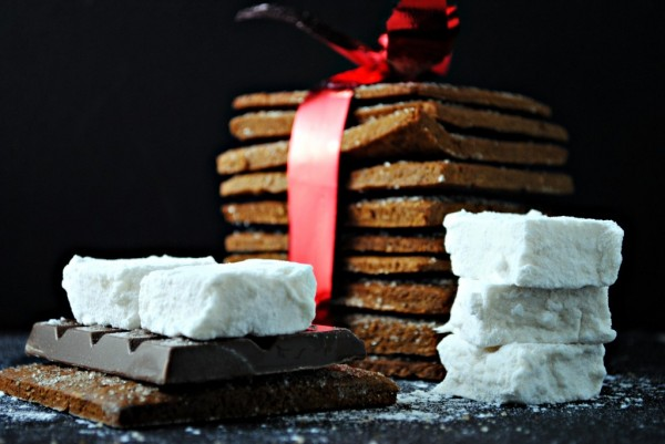 Homemade S'mores by Katherine Martinelli