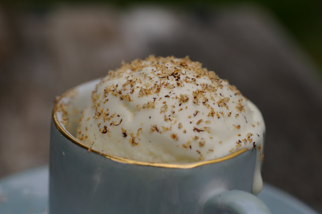 My Catholic Kitchen Nutmeg Ice Cream