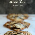 Turtles Hand Pies: Guest Post for Go Bake Yourself