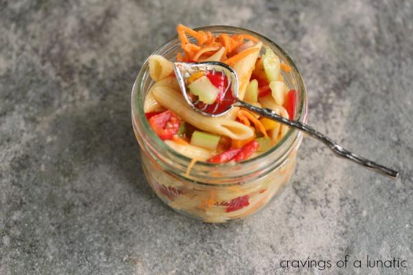 Farmers Market Pasta Salad   Cravings of a Lunatic