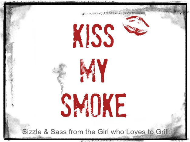 Kiss My Smoke Website | kissmysmoke.com | #grill #bbq #website