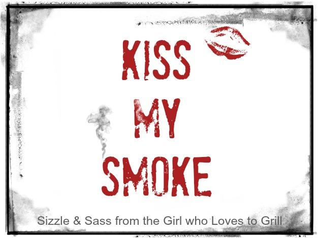 Kiss My Smoke Website | kissmysmoke.com | #grill #bbq #website