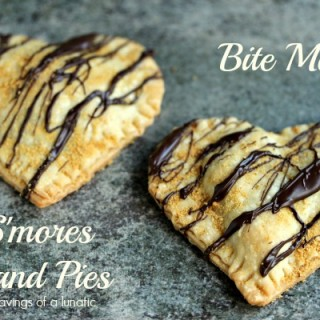 S'mores Hand Pies   Cravings of Lunatic   #smores #chocolate #marshmallows #minipies