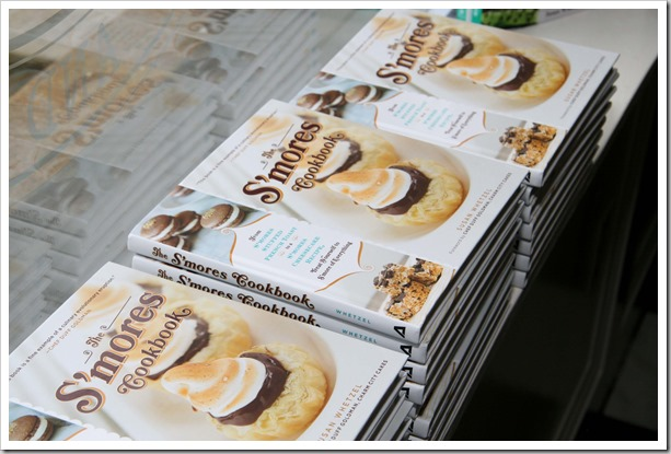 Susan Whetzel's The S'mores Cookbook available for pre-order now