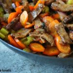 Beef Stir Fry (Using Leftover Beef Roast)