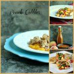 Peach Recipe Round Up