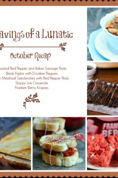 Lunatic Loves | October Edition