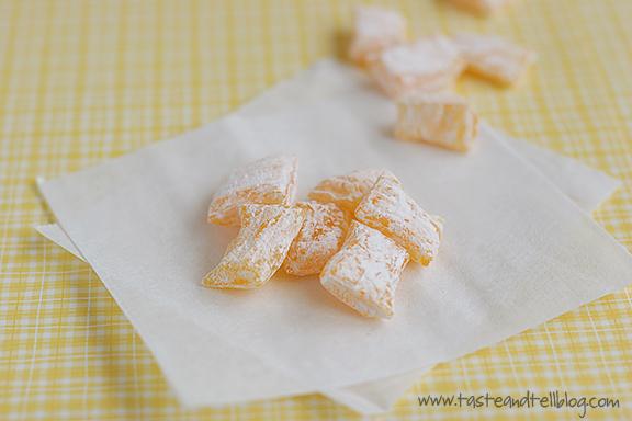 Lemon Drops by Taste and Tell