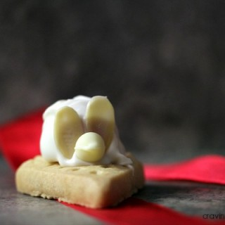 Shortbread Mice   Cravings of a Lunatic   Sure to delight kids and adults at Christmas time.