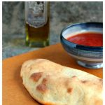 Homemade Calzones are the perfect easy dinner recipe.