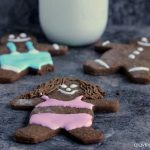 How to Make Gingerbread People | Cravings of a Lunatic | Super cute gingerbread people! Perfect for the holidays!