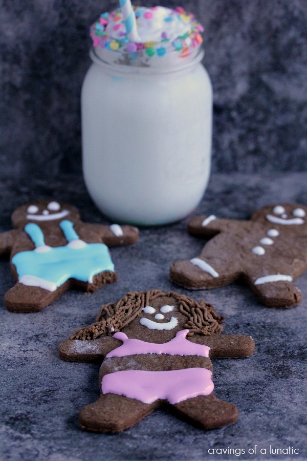 How to Make Perfectly Cute Gingerbread People