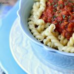 Lentil Quinoa Bolognese Sauce | The Great Vegan Bean Book #Review