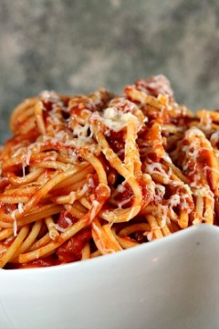 Bucatini All'Amatriciana: Burning Down The Kitchen with Crazy Foodie Stunts