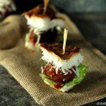 Meatball Bites for #AppetizerWeek and a @NotSoSimpleSyrp #Giveaway