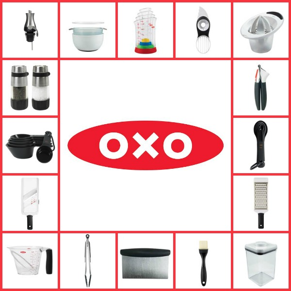 OXO Products for Appetizer Week Giveaway on cravingsofalunatic.com