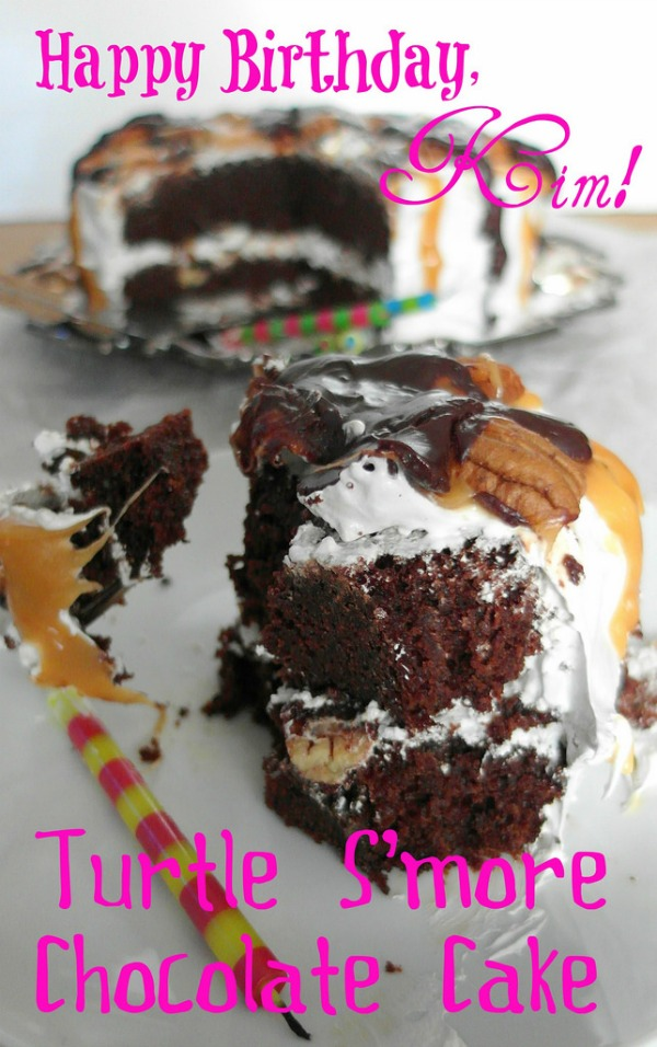 Black Forest Ice Cake