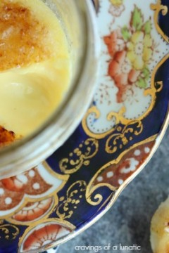 Crème Brûlée | That first crack into the sugar top is the best sound in the world. The taste is out of this world!