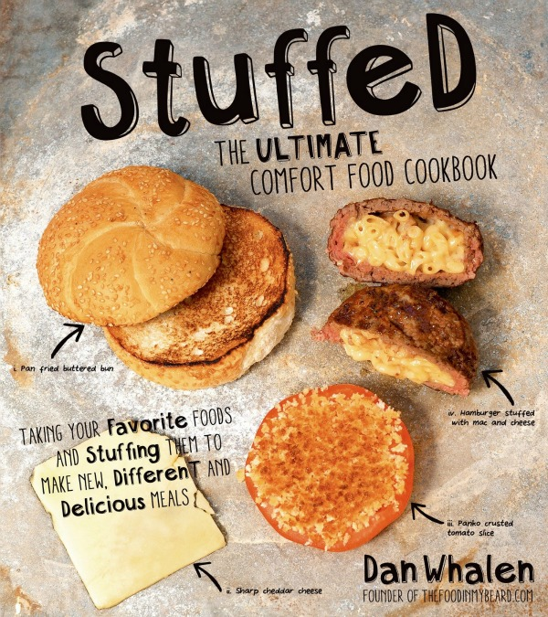 Stuffed by Dan Whelan | Up for grabs on Cravings of a Lunatic