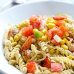 Lobster Pasta Salad | Guest Post and Open Letter from Movita Beaucoup #SeafoodWeek
