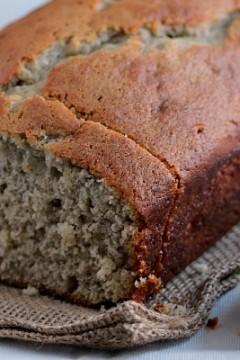 Momzie's Banana Bread | Remembering Mom