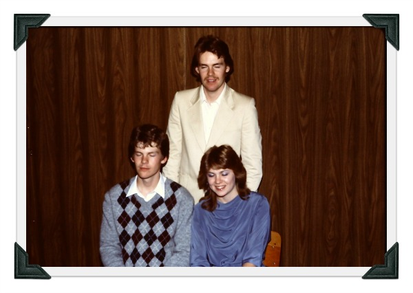 Ken, Scott and Kim