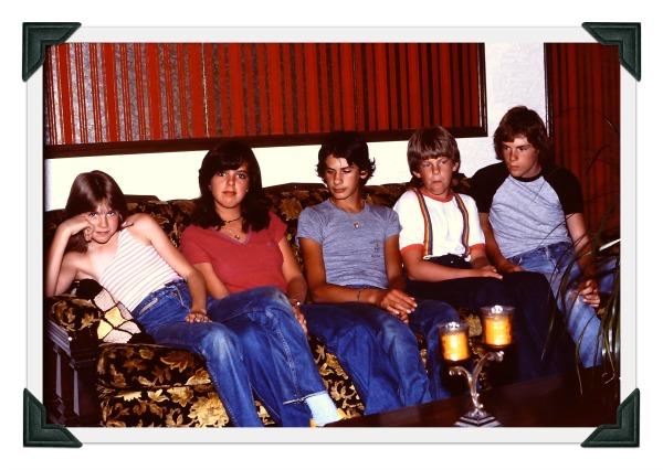 Kim, Sharron, Darren, Ken and Scott