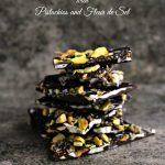 Marble Bark with Pistachios and Fleur de Sel