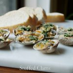 Stuffed Clams – Palourdes Farcies: Guest Post by Try Anything Once #SeafoodWeek