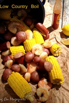 Low Country Boil | Guest Post by Taking On Magazines on Cravings of a Lunatic